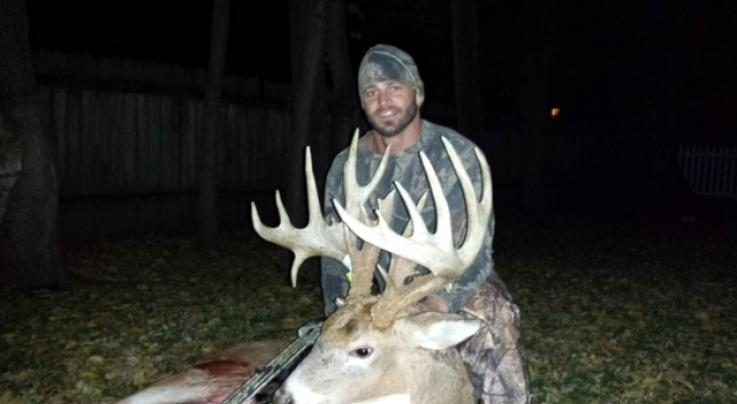 Rack Report: Giant Bow Buck From Iowa Preview Image