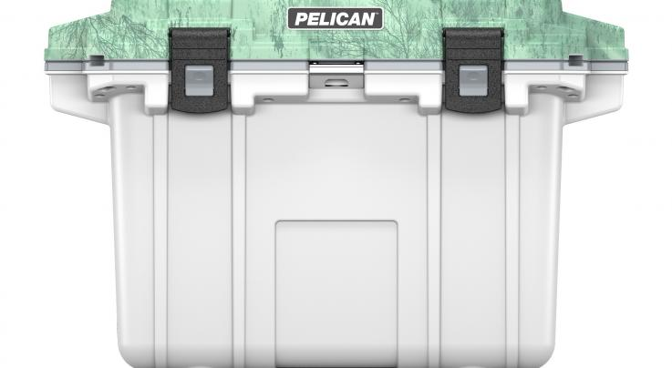 Pelican 50QT Elite Cooler in Realtree Fishing Preview Image