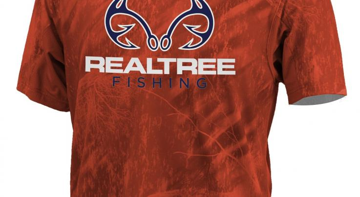 Realtree Men's Cast Performance Short Sleeve T-Shirt Preview Image