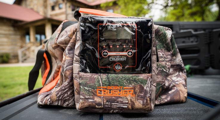 Scent Crusher Realtree Camo Gear Bag Preview Image
