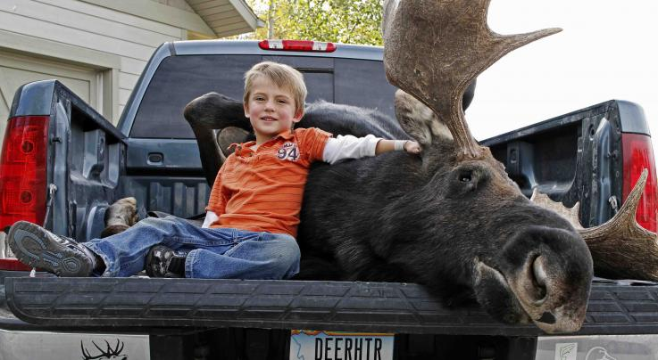 10 Mistakes Adults Make When Hunting with Kids Preview Image