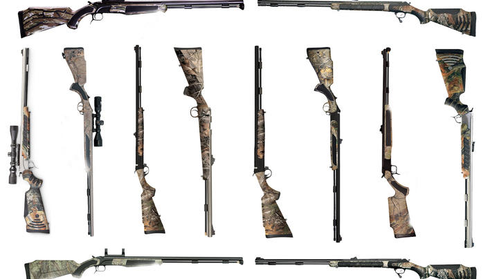 12 Top Deer Hunting Muzzleloaders for 2017 Preview Image