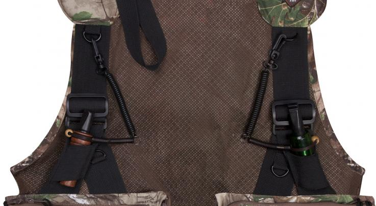 Time & Motion™ Strap Turkey Vest in Realtree Xtra Green Preview Image