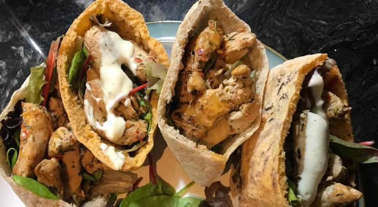 Partridge Pitta Pockets. Preview Image
