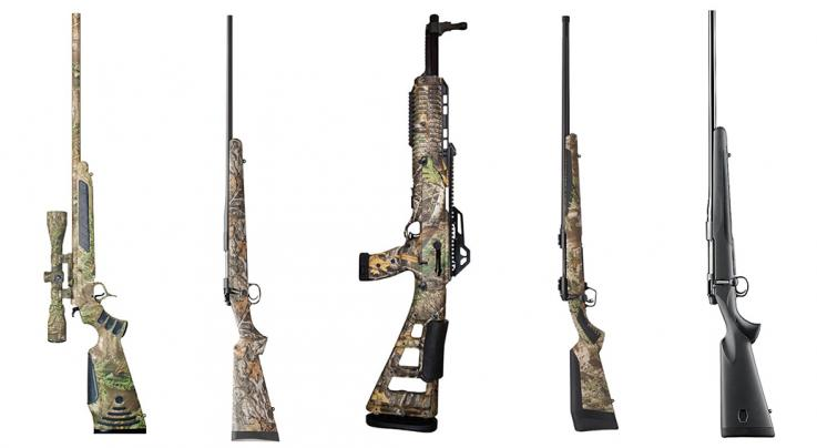 5 Great Deer Hunting Rifles for 2018 Preview Image
