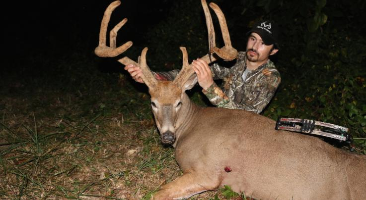 How to Use a Trail Camera Timeline to Pattern Mature Bucks Preview Image
