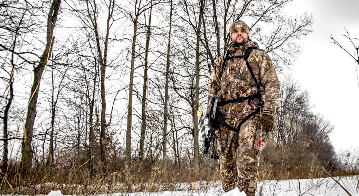 Dressing for Cold Weather Late Season Bowhunts Preview Image
