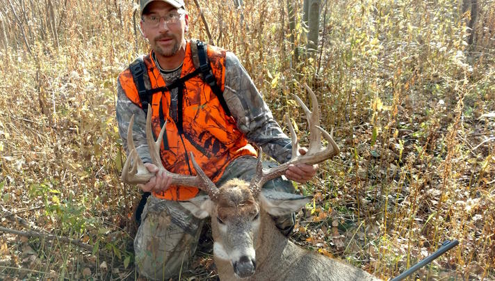 Hunter Kills Giant Northeastern Deer Preview Image