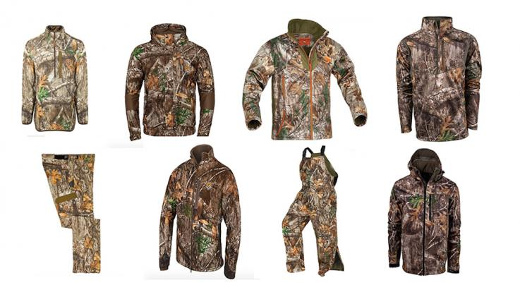 Realtree EDGE Camo Hunting Gear Gifts for Deer Hunters Preview Image