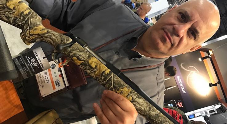 SHOT Show: 8 Centerfire Rifles for 2018 Preview Image