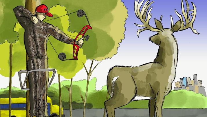 10 Deer Hunting Tips for Suburban Bowhunting Preview Image