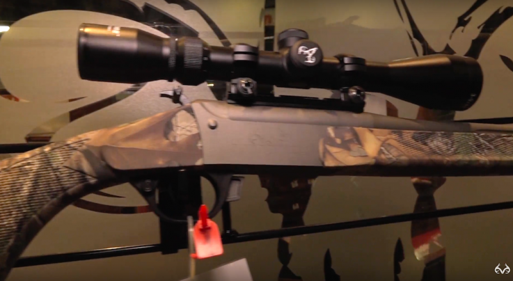Review: The New Traditions Muzzleloader Preview Image