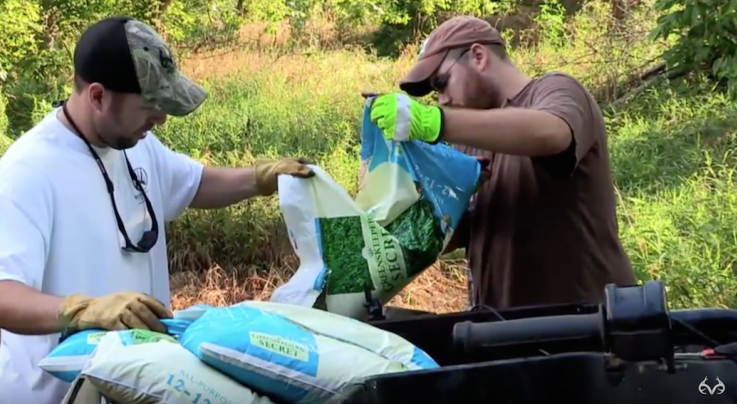 How to Fertilize Your Food Plots Preview Image