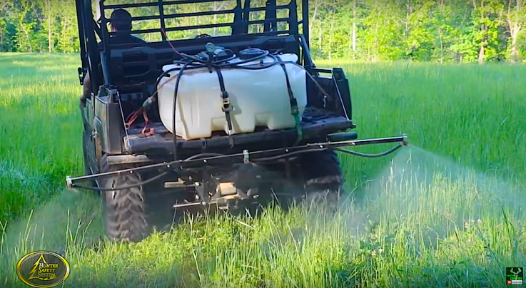 Huntin Grounds: How to Spray Food Plots Preview Image
