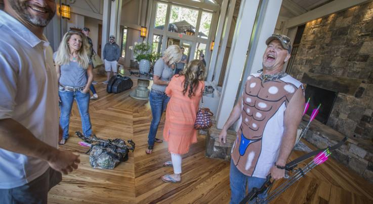 The 2017 Realtree Pro Staff Party and 3D Archery Shoot Preview Image
