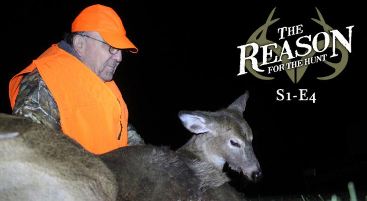 The Reason for the Hunt: 74-Year-Old Man Gets His First Deer Preview Image
