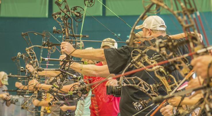 "8 Tips for Competing in Archery Tournaments from Travis ""T-Bone"" Turner Preview Image"