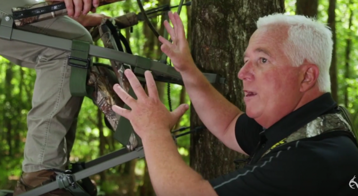 Climbing Treestand Safety Tips for Deer Hunters Preview Image
