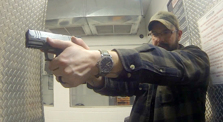 How To Grip A Handgun Preview Image