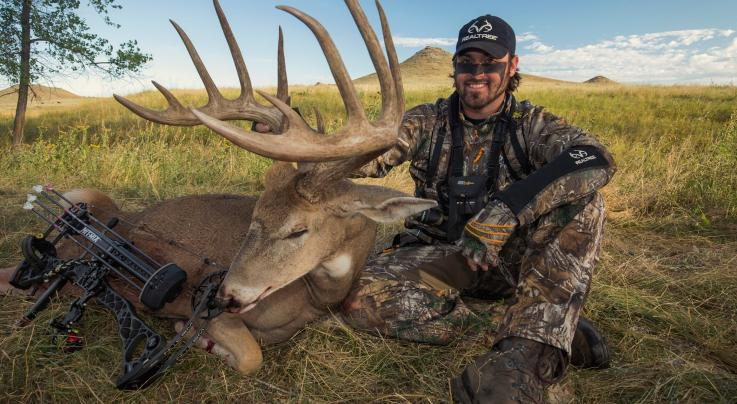 Nate Hosie's Biggest Buck Ever Preview Image