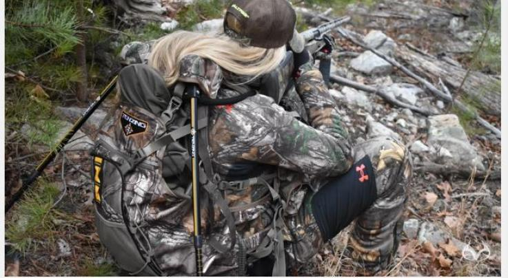 Realtree Video: The Tenzing TV14 Turkey Vest Pack with Seat Preview Image