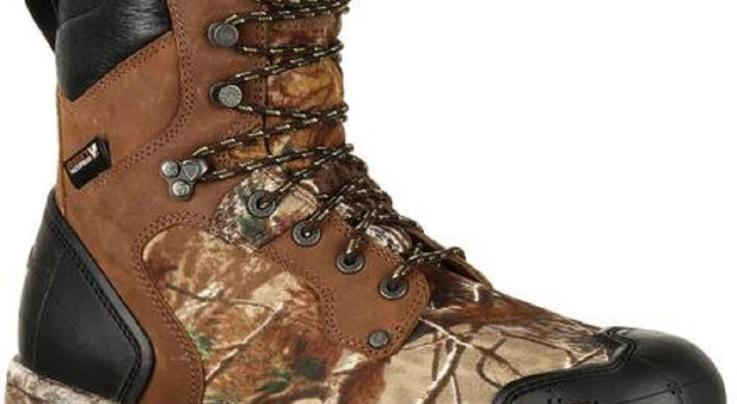 Rocky Hunt Maxx 800G Insulated Boot in Realtree Xtra Preview Image