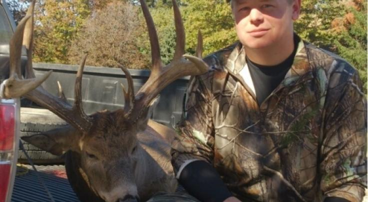 Rack Report: Story of a 188-inch Indiana Bow-Kill Preview Image
