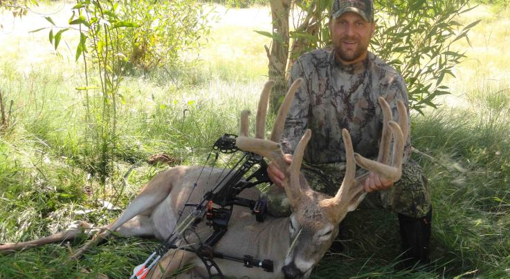 Rack Report: Potential Wyoming Velvet Record Buck Preview Image