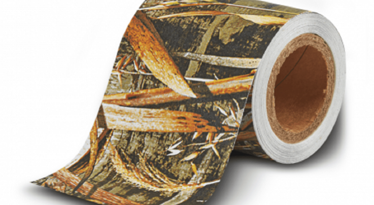 Hunters Specialties No-Mar Gun & Bow Tape in Realtree Camo Preview Image