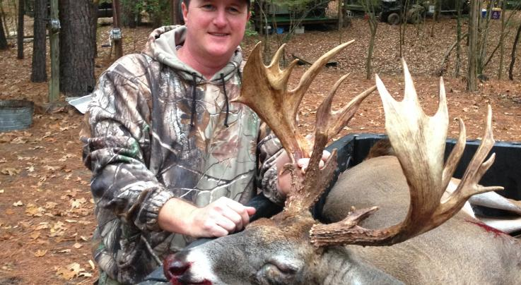 """A """"Moose"""" Buck from Arkansas Preview Image"""