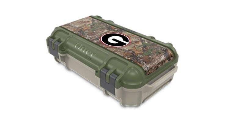 Collegiate OtterBox Realtree Camo Drybox Phone Holders Preview Image