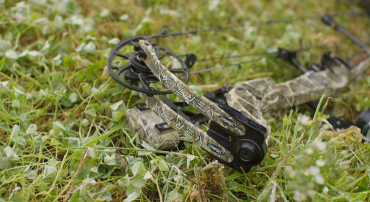 Mathews® 2019 VERTIX™ Bow in Realtree EDGE Camo Preview Image