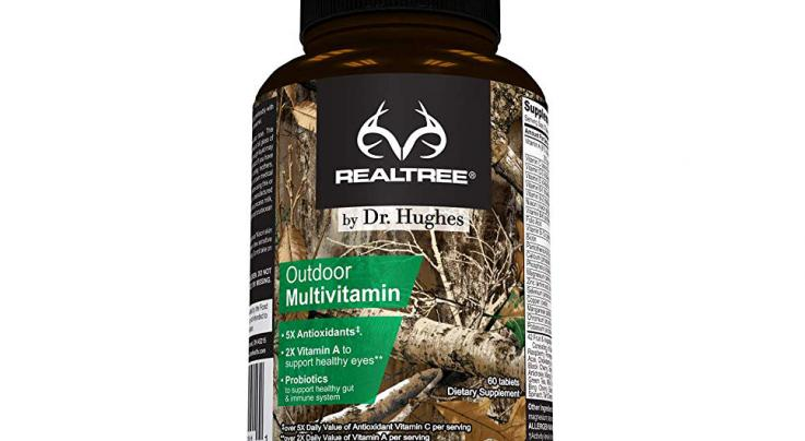 Realtree Daily Multivitamin Preview Image