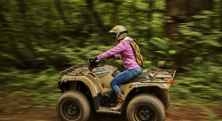 My Test Drive of the Yamaha Kodiak 450 Preview Image