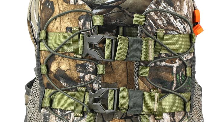 Vanguard Pioneer 1000RT Sling Pack in Realtree EDGE Preview Image