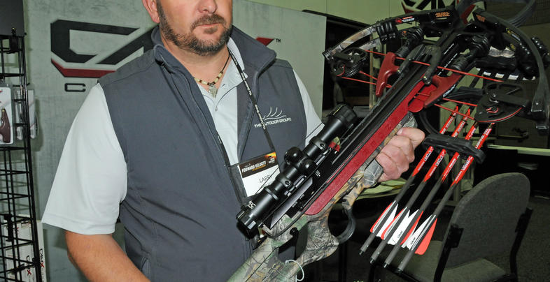 2019 ATA Show: New and Updated Realtree Camo Crossbows