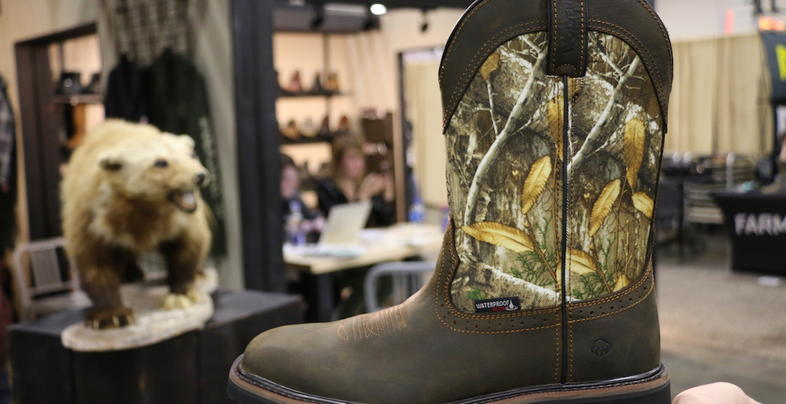 31a4e252358 2019 SHOT Show: New Deer Hunting Boots in Realtree Camo | Realtree Camo