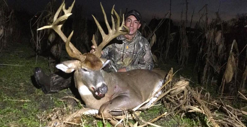 Shotgun Hunter Takes Giant Non-Typical Buck in the Northeast Preview Image