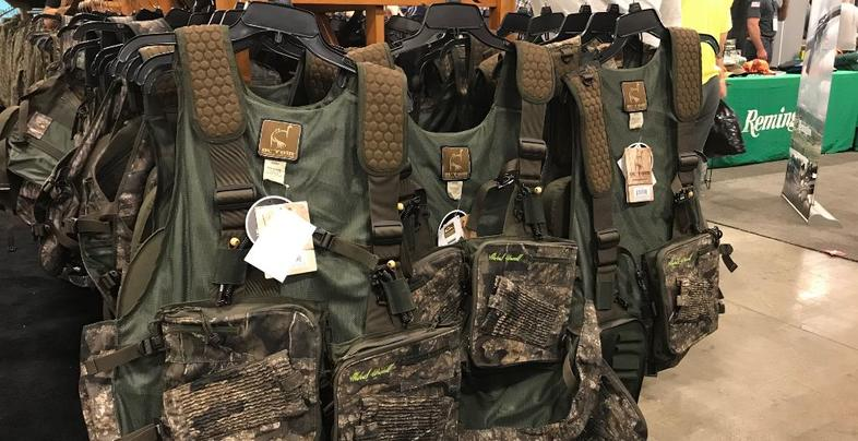 <h2>NWTF Convention 2019: New Ol&#039; Tom Turkey Hunting Gear in Realtree Timber Camo</h2> Preview Image