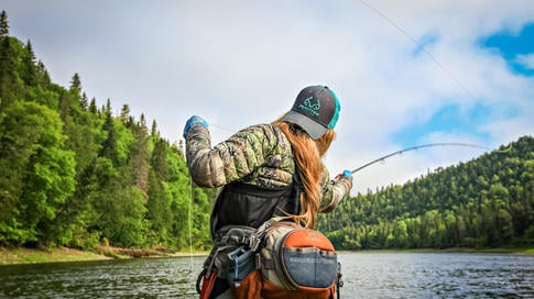Fly Fishing with Rebekka Redd Preview Image