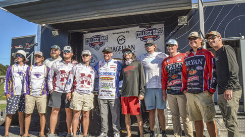 The Wheeler Fishing Foundation College Bass Shootout Preview Image