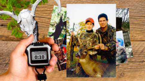 Name That Realtree Pro Staffer: A First Deer with Dad  Preview Image