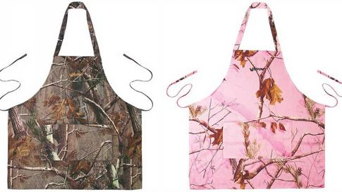 Realtree aprons now available at UK Fine Foods! Preview Image