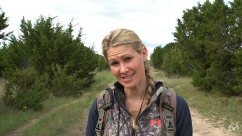 Turkey Hunting Track Scouting Tip from Rachelle Hedrick Preview Image