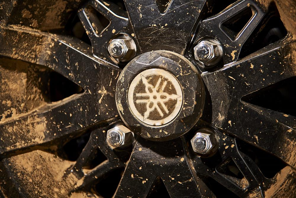 Dirt on the Tires