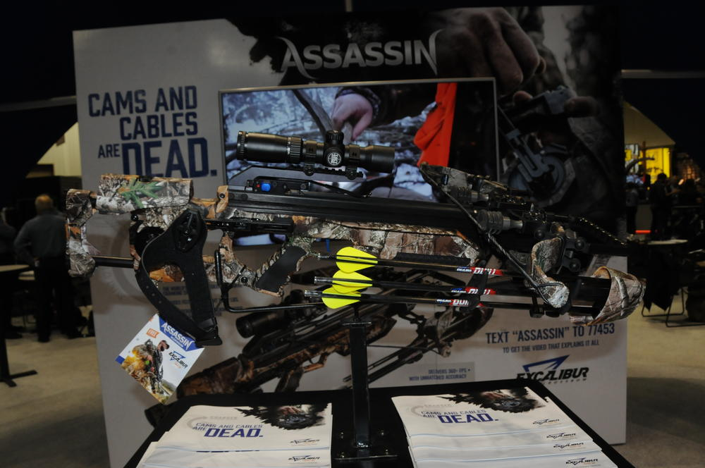 Excalibur Assassin in Realtree Edge