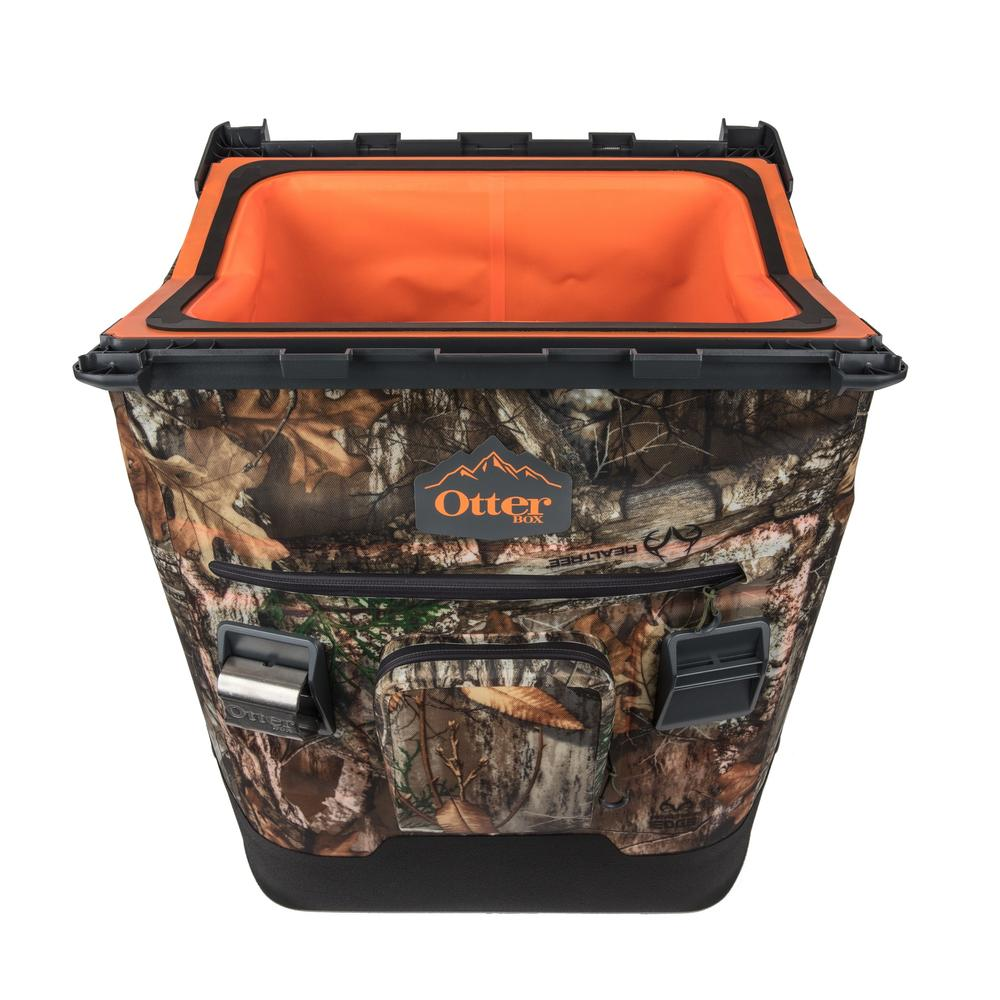 OtterBox Trooper LT 30 Soft-Sided Cooler in Realtree EDGE