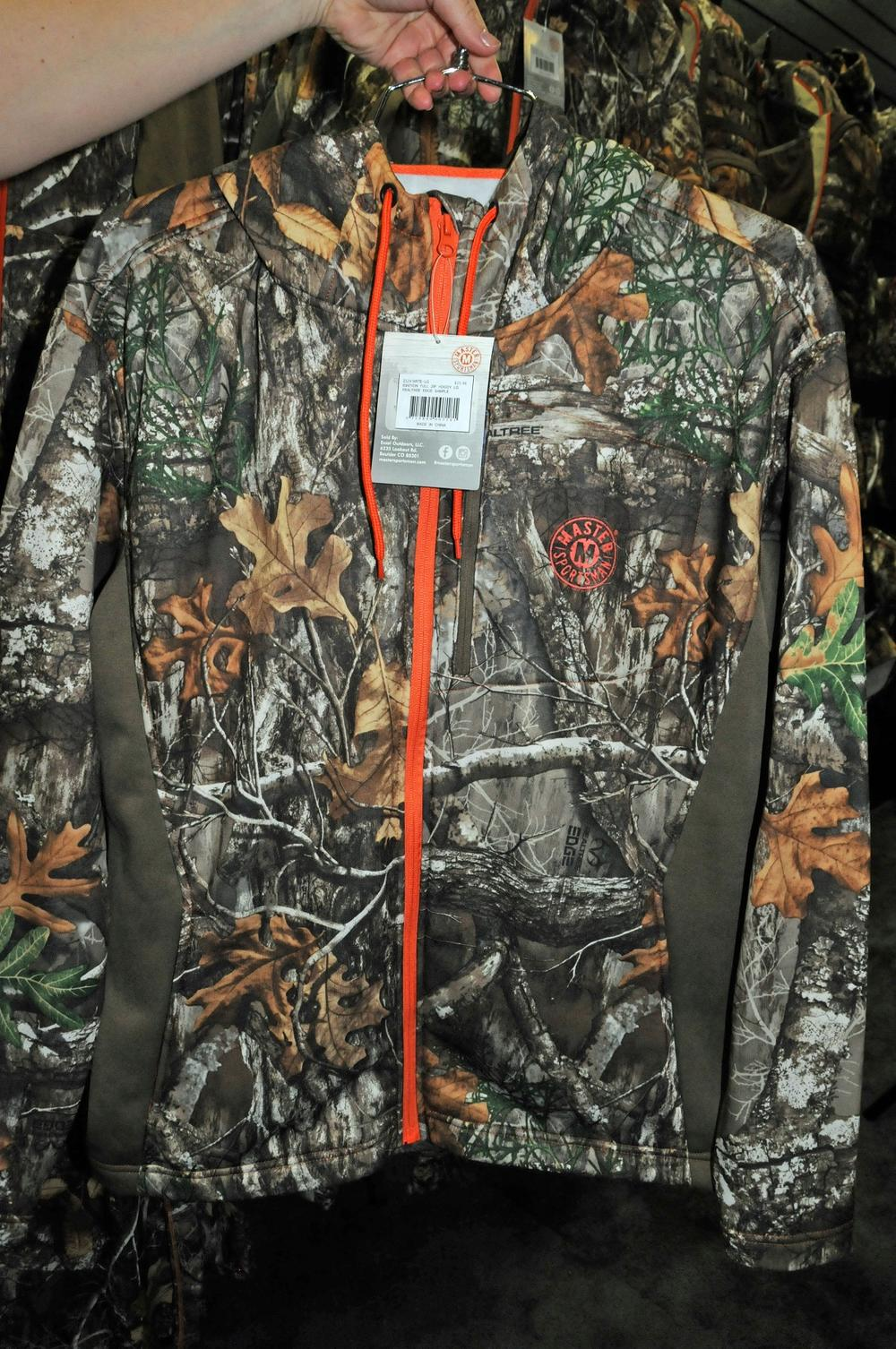 Master Sportsman Ignition Jacket in Realtree EDGE