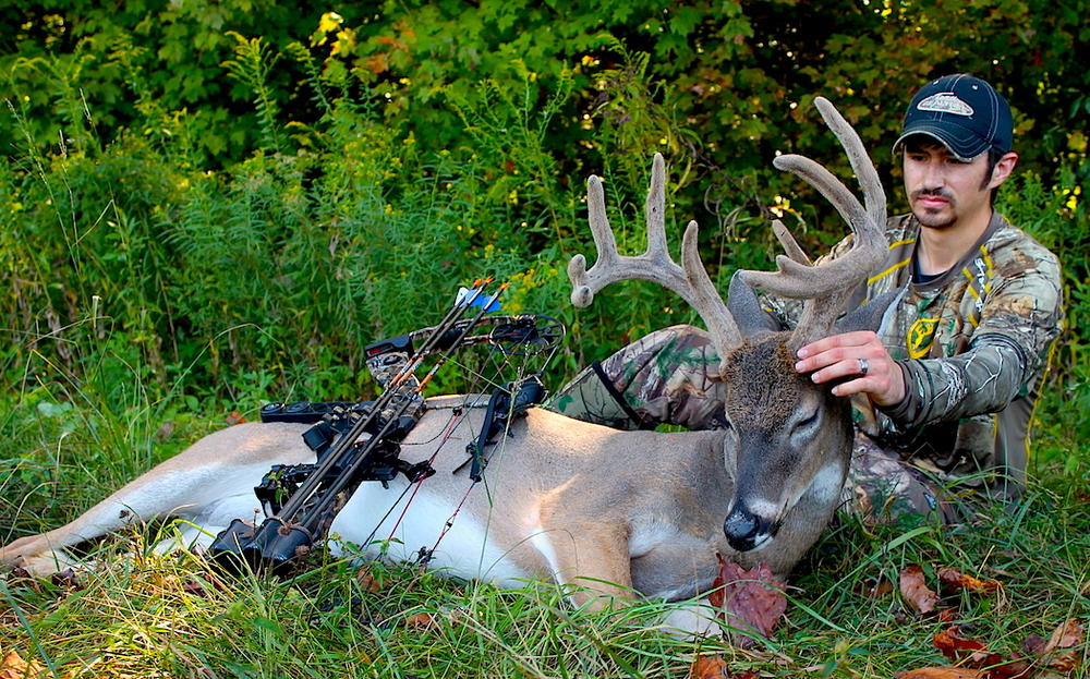 The 5 Secrets to Bowhunting Mature Bucks