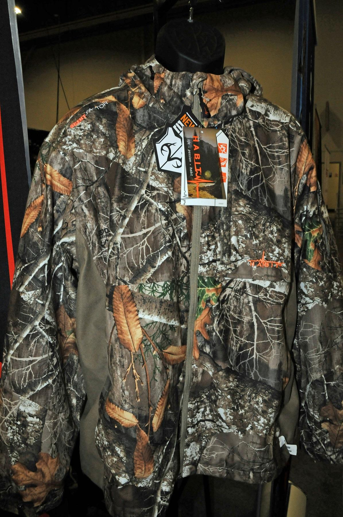 Habit Insulated Jacket in Realtree EDGE
